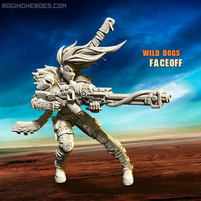 Faceoff (WD - JB) - Raging Heroes