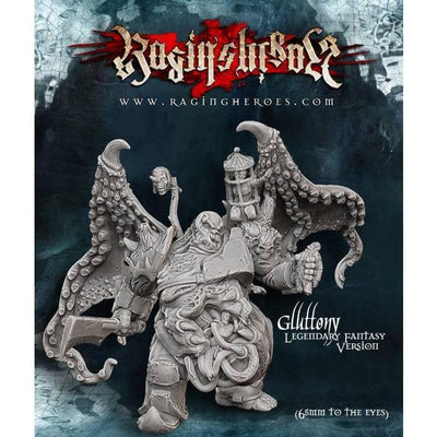 Gluttony – Fantasy, LEGENDARY size - Raging Heroes