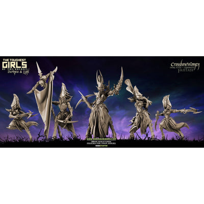 CrossbowWomen - Command Group (DE - F) - Raging Heroes
