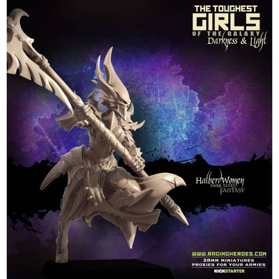 EXCLUSIVE Dark Mistress PEGASUS EXTENDED Pack (DE - F) - Raging Heroes