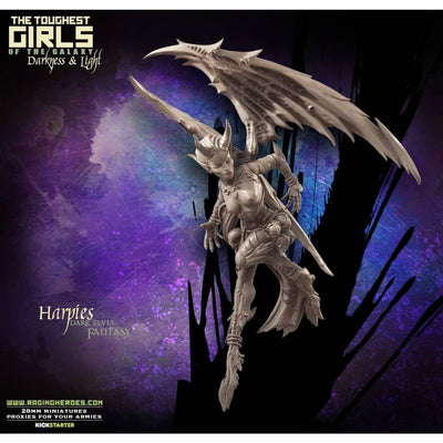 Harpies - TROOPS (DE - F)
