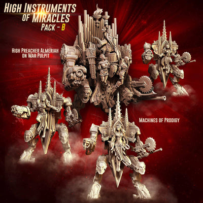 High Instruments of Miracles Pack (SoEM - SF) - Raging Heroes