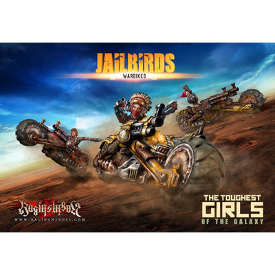 Daughters of Anarchy RAID Pack (JB - SF)