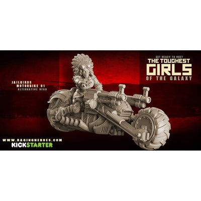 Daughters of Anarchy FORCE Pack (JB - SF) - Raging Heroes
