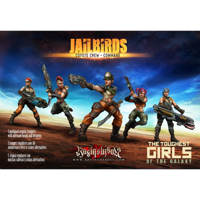 Daughters of Anarchy SUPPORT Pack (JB - SF)