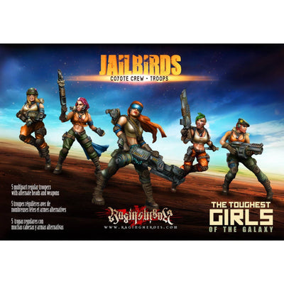 Daughters of Anarchy SUPPORT Pack (JB - SF) - Raging Heroes