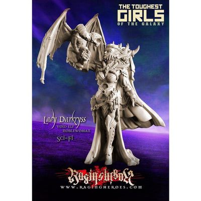 Lady Darkryss, Noblewoman (VE - SF) - Raging Heroes