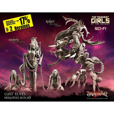 Heroines Box Lust Elves 3 (SF)