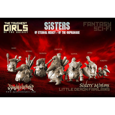 Minions Pack - Easter 2019 Limited (Sisters - F/SF)