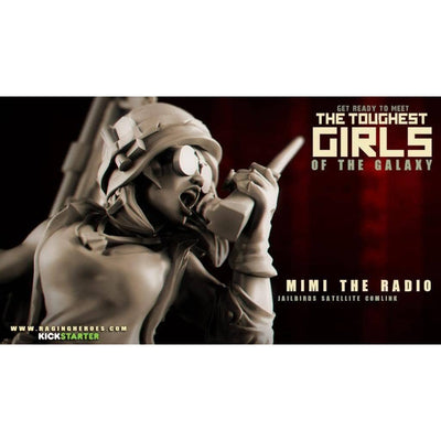 Mimi the Radio (JB)