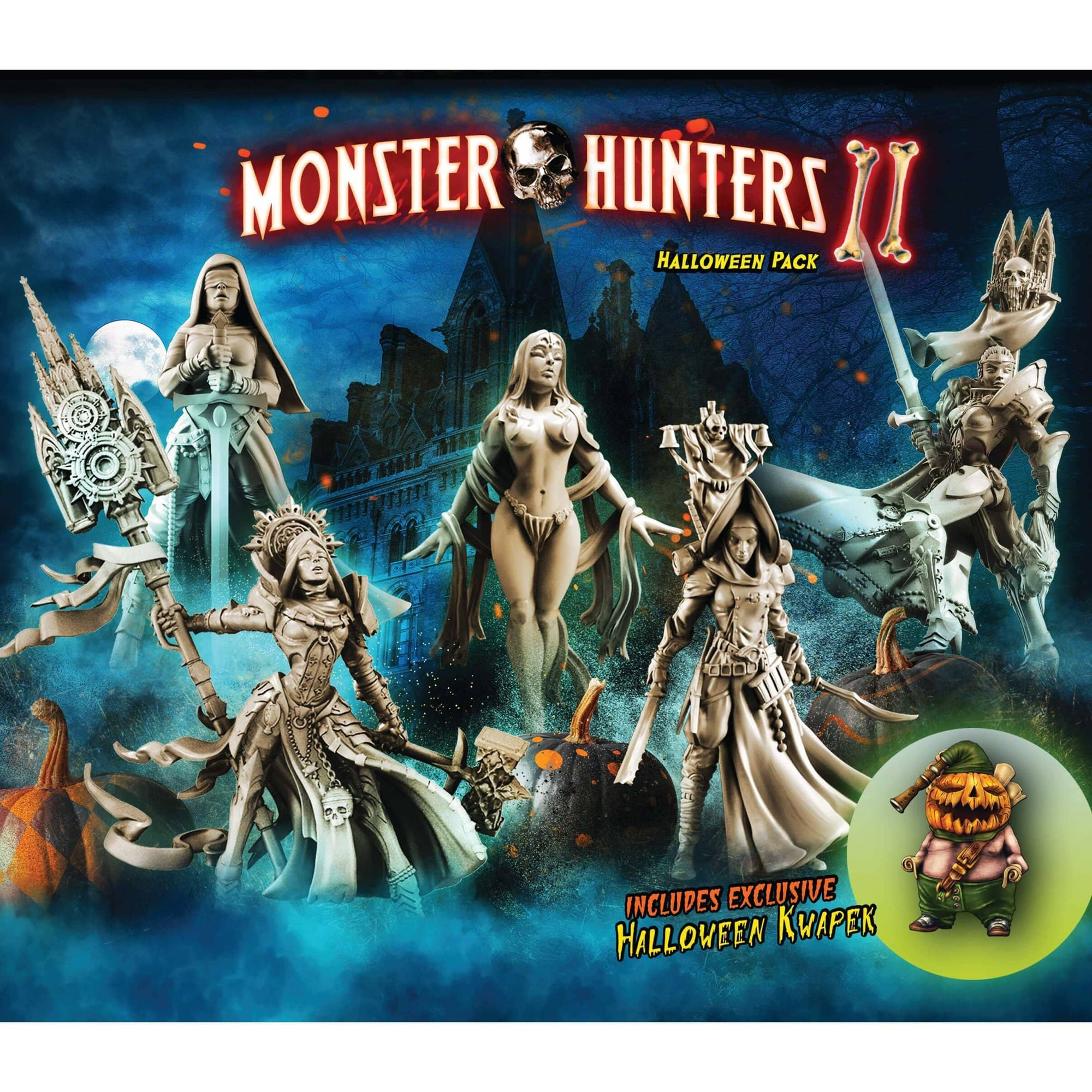 Monster Hunters 2 - Halloween 2018 - Raging Heroes