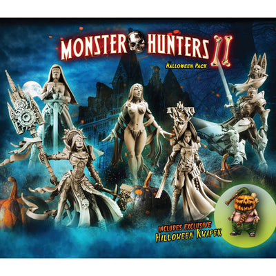 Monster Hunters 2 - Halloween 2018