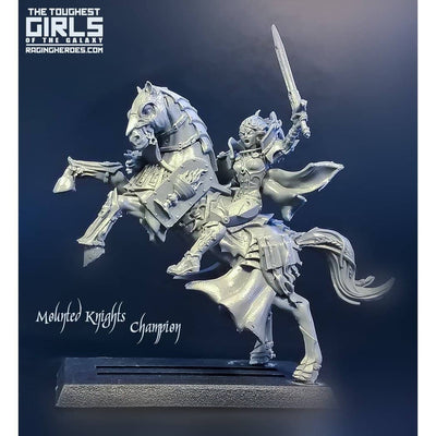 Mounted Knights Pack (SotO - F)