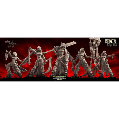 Holy Shockswords EXTENDED Pack (SoEM - SF) (feat.DAVIDIANS) - Raging Heroes