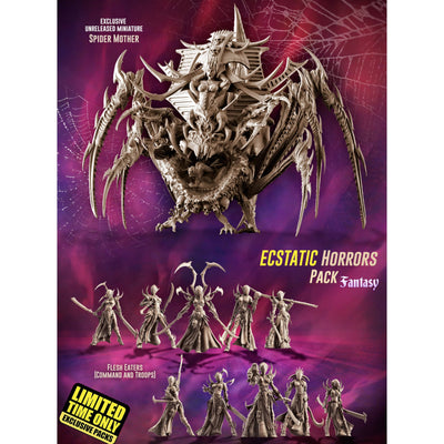 Exclusive ECSTATIC Horrors Pack (LE - FANTASY)