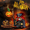 Monster Hunters 3 – Halloween 2019 Pack (Mixed - F) - Raging Heroes