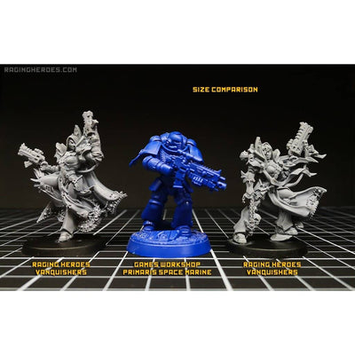 Vanquishers All-Stars - Command Group (SoEM - SF)