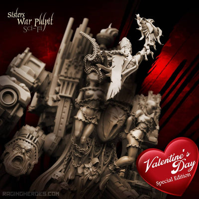 War Pulpit VALENTINE'S DAY Special Edition (S - SF)