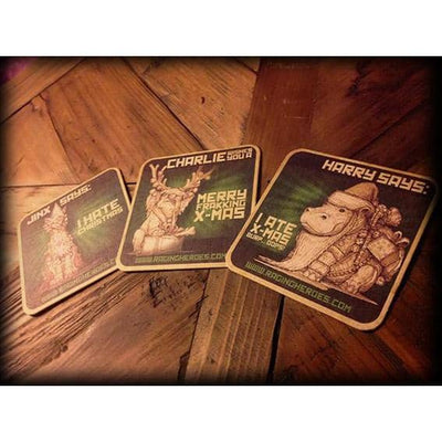 Coasters/Drink Mats - All TGG1 Coasters! - Raging Heroes