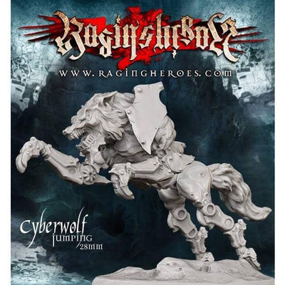 Cyberwolves Pack - Raging Heroes