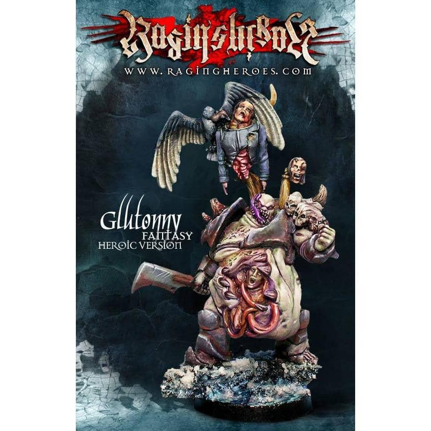 Gluttony – Fantasy, Heroic size - Raging Heroes