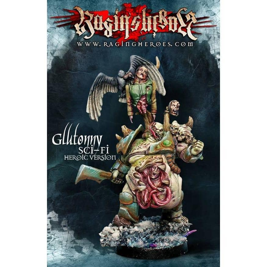 Gluttony – Science-Fiction, Heroic size - Raging Heroes