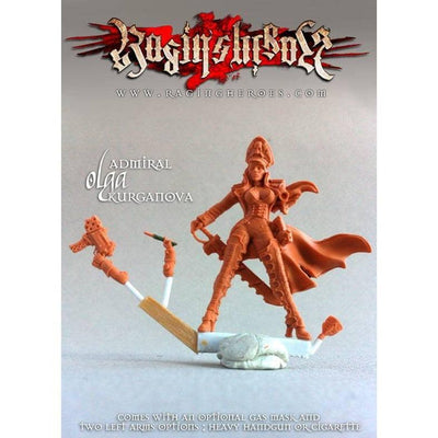 The Kurganovas Limited Edition Box - Raging Heroes