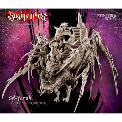 Spider Mother Syl-Yarath (LE - F/SF) - Raging Heroes