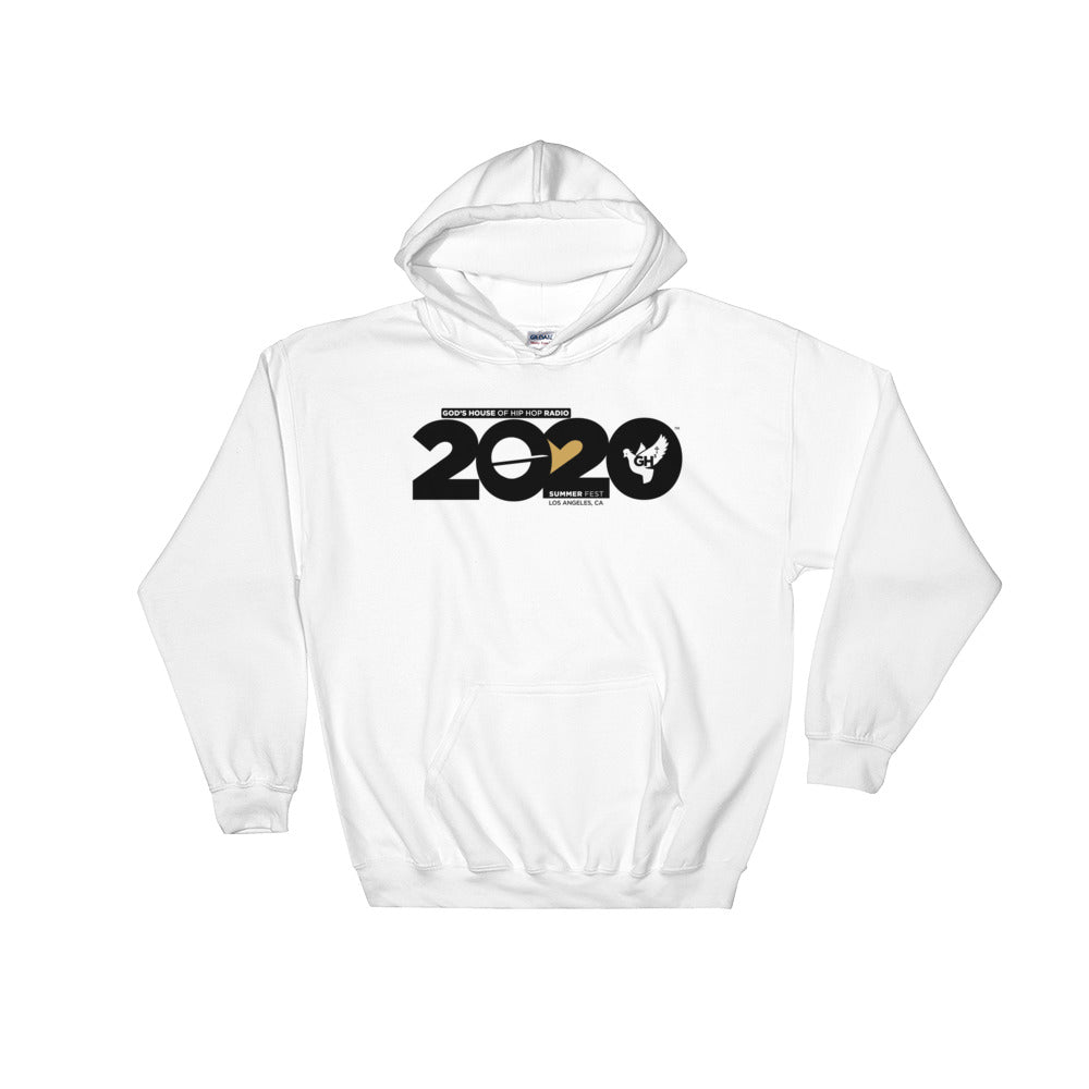 20/20 Summer Fest Perfect Vision Hoodie