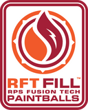Empire RFT Fill for Paintballs logo