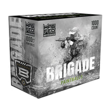Load image into Gallery viewer, BRIGADE MAGFED Paintballs - 1000ct