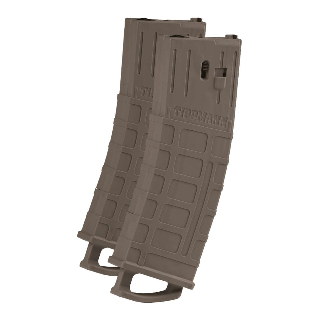 Tippmann TMC 68 Mags - 2 PACK - Dark Earth