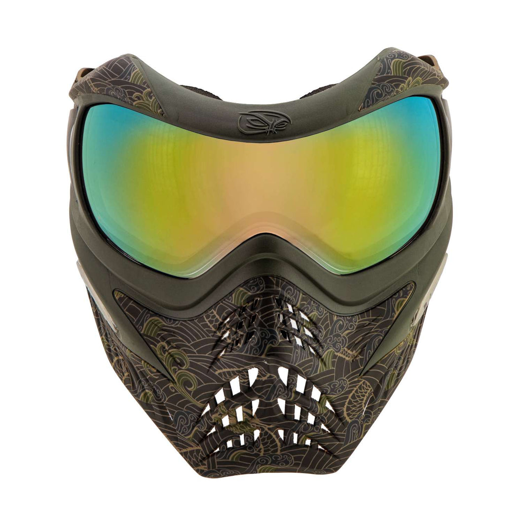 VForce Grill SE Dragon Fury Paintball Mask