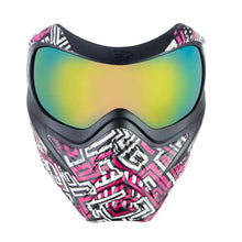 Load image into Gallery viewer, VForce Grill Street Magenta SE Paintball Mask