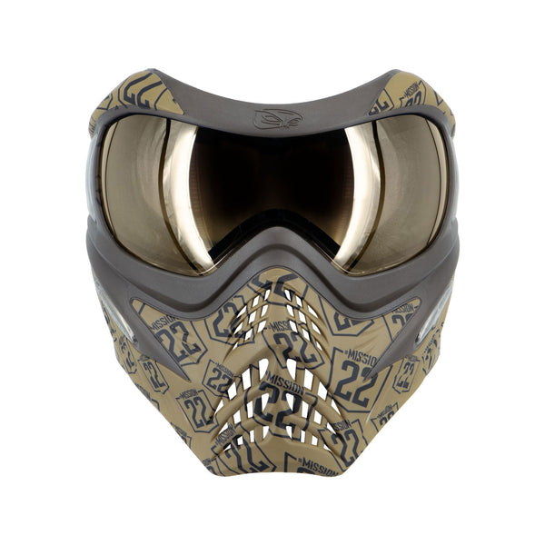 VForce Grill SE Mission 22  Paintball Mask