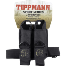 Load image into Gallery viewer, Tippmann Sport Series 2-Pod Paintball Harness