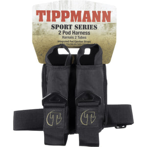 Tippmann Sport Series 2-Pod Paintball Harness