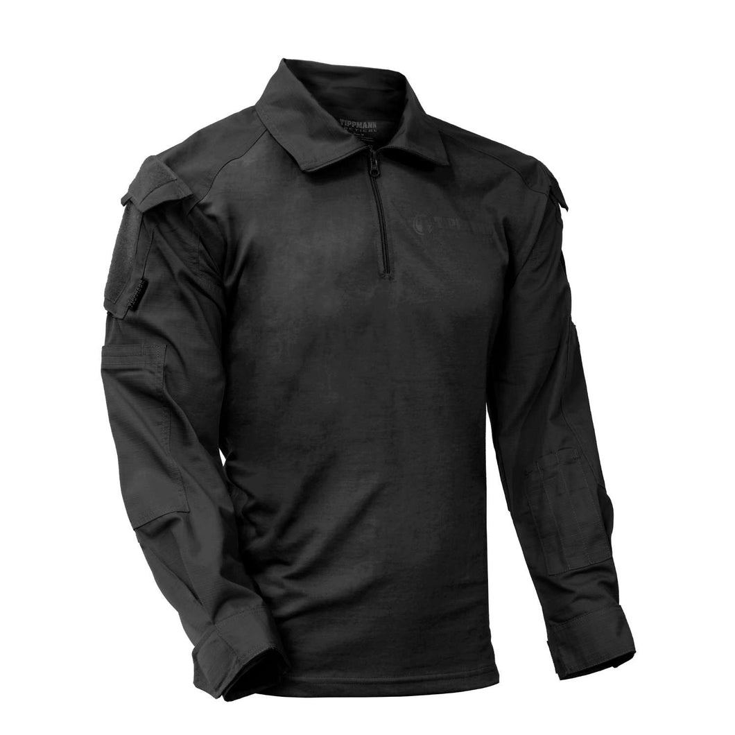 Tippmann Tactical TDU Shirt - Black