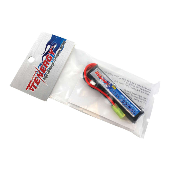 Tenergy 11.1V 1000mAh Battery