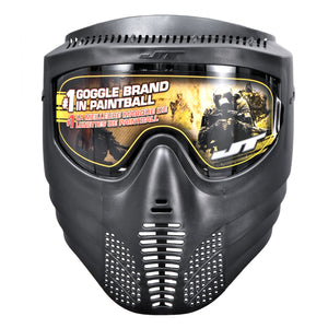 JT Paintball ER4 Ready 2 Play Kit - Guardian Mask/ 12g CO2/ 30pb's/ Loader