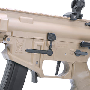 King Arms PDW 9mm SBR Shorty - Desert Earth