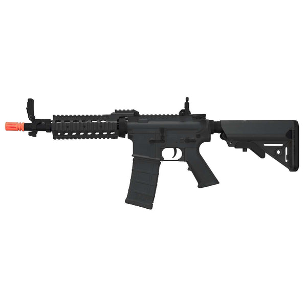 BT M4 CQB RIS-Black (US Orange Tip) 10.5