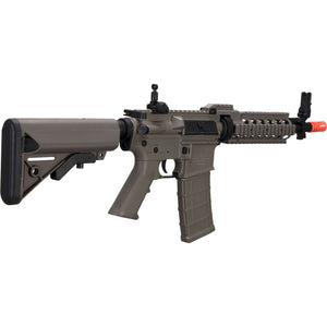 "BT M4 CQB RIS-Black (US Orange Tip) 10.5"" Barrel"