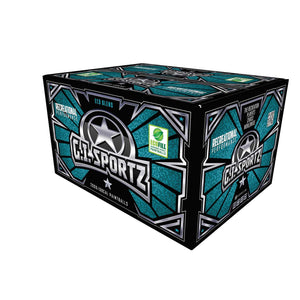 G.I. Sportz 1-STAR Paintballs - 2000ct