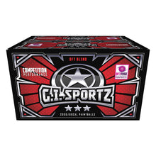 Load image into Gallery viewer, G.I. Sportz 3-STAR Paintballs - 2000ct