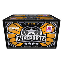 Load image into Gallery viewer, G.I. Sportz 4-STAR Paintballs - 2000ct