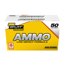 Load image into Gallery viewer, JT SplatMaster AMMO .50Cal Paintballs - 2000ct
