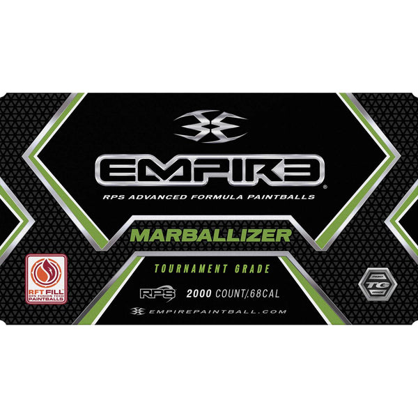 Empire MARBALLIZER Paintballs