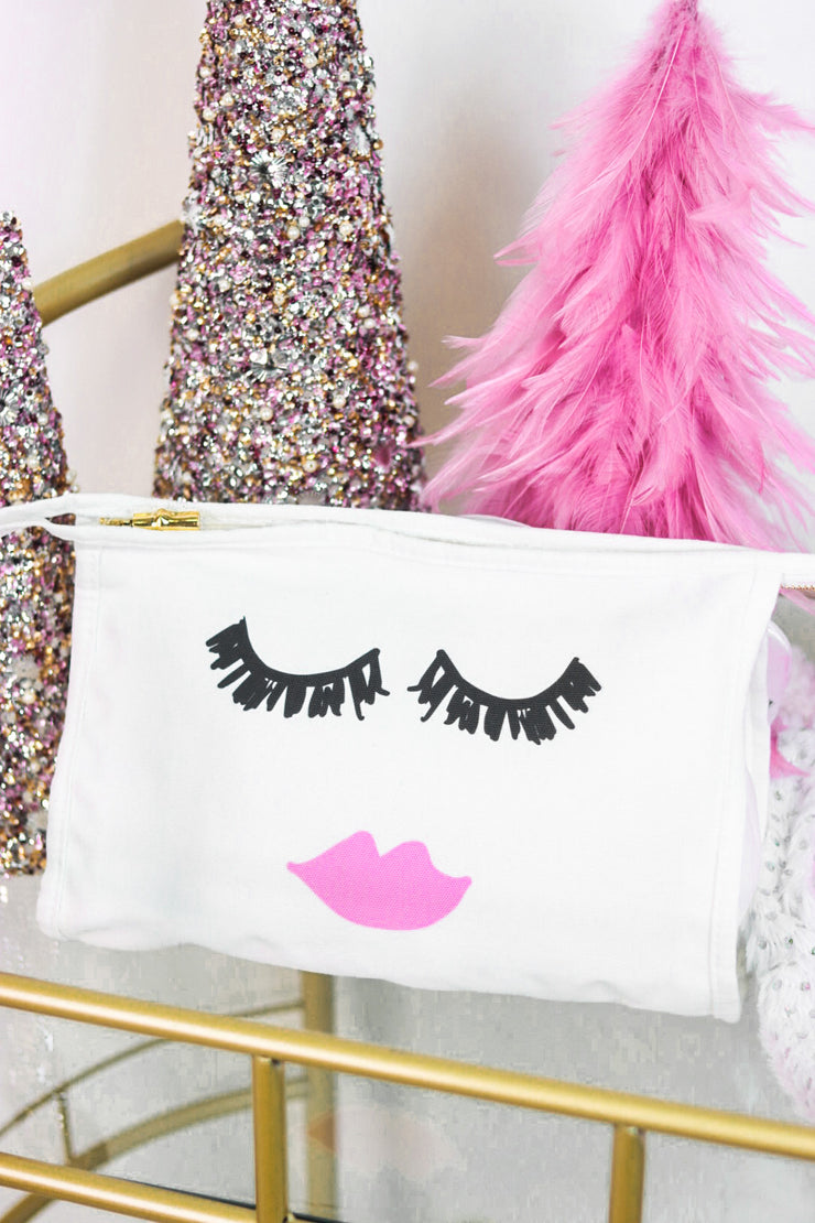 Eyelash Cosmetics Bag