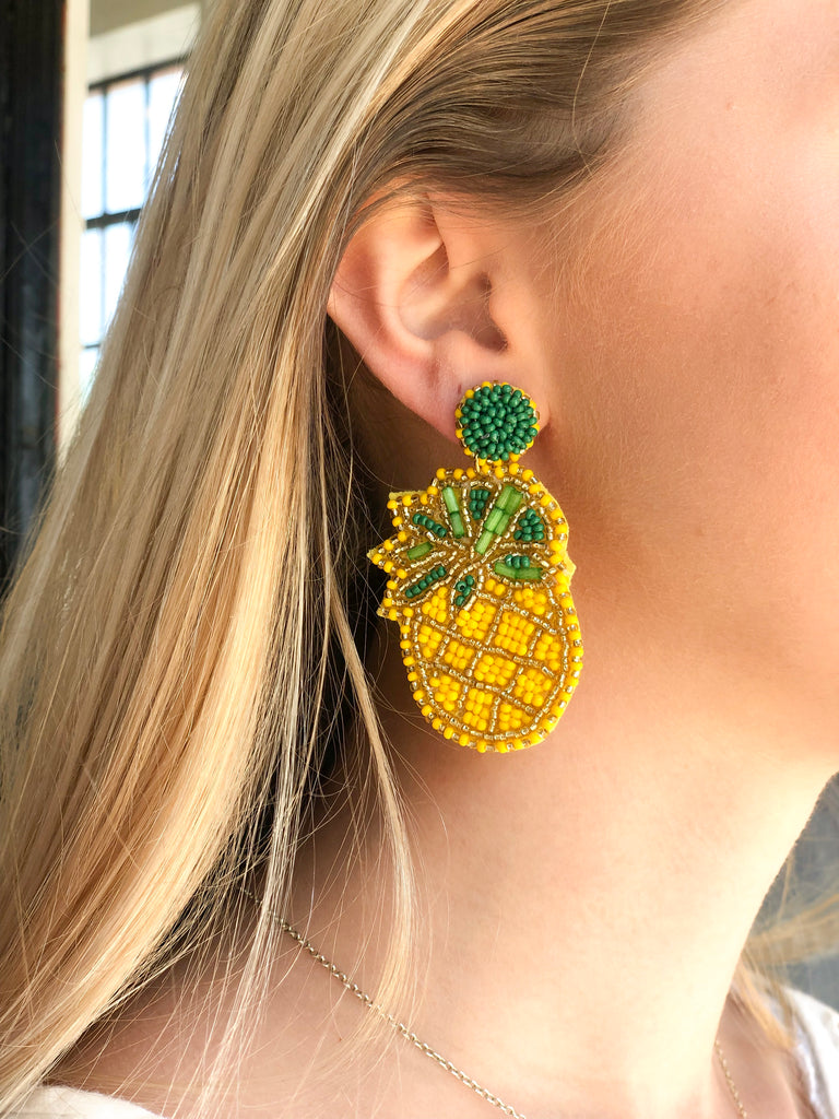 Tropical Storm Earring